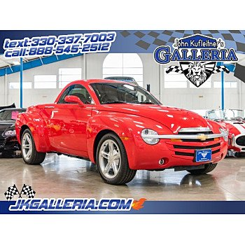 2003 Chevrolet SSR for sale 101055092