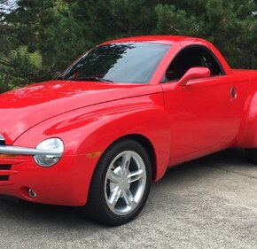 2003 Chevrolet SSR for sale 101192168