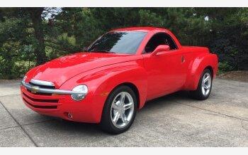 2003 Chevrolet SSR for sale 101192168