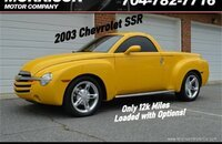 2003 Chevrolet SSR for sale 101304884