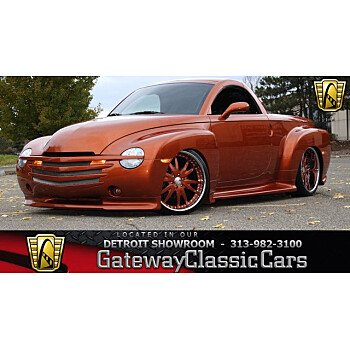 2003 Chevrolet SSR for sale 101427717