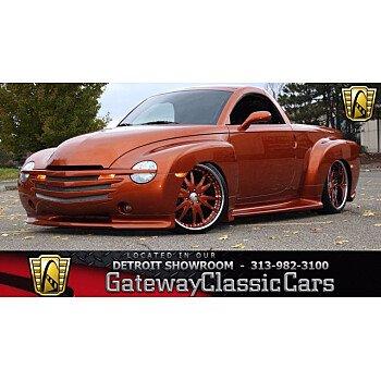 2003 Chevrolet SSR for sale 101540066