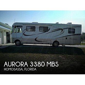 2003 Coachmen Aurora for sale 300234725