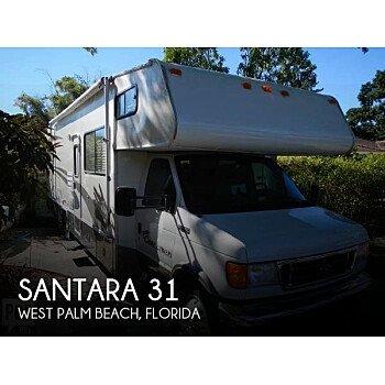 2003 Coachmen Santara for sale 300203362