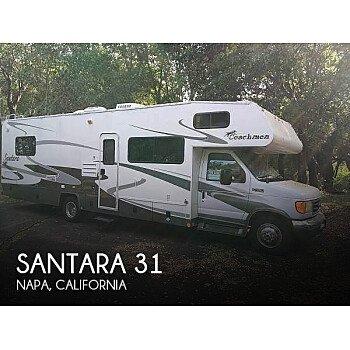 2003 Coachmen Santara for sale 300218304