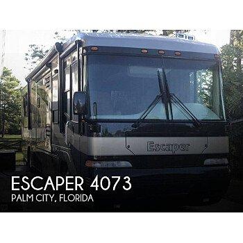 2003 Damon Escaper for sale 300181541