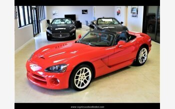 2003 Dodge Viper SRT-10 Convertible for sale 100960218