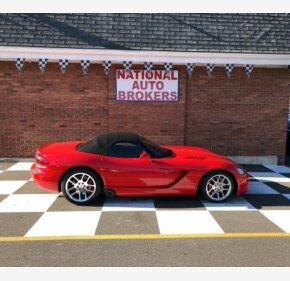 2003 Dodge Viper SRT-10 Convertible for sale 101068285