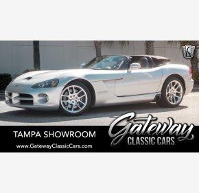 2003 Dodge Viper for sale 101234406
