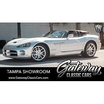 2003 Dodge Viper for sale 101234406