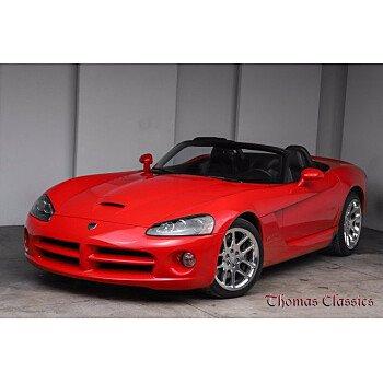 2003 Dodge Viper for sale 101440460