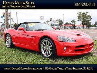 2003 Dodge Viper for sale 101530982