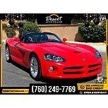 2003 Dodge Viper SRT-10 Convertible for sale 101574427