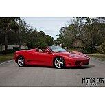 2003 Ferrari 360 Spider for sale 101170102