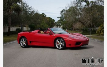 2003 Ferrari 360 Spider for sale 101170102