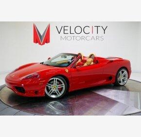 2003 Ferrari 360 Spider for sale 101237118