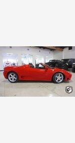 2003 Ferrari 360 Spider for sale 101266990