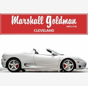 2003 Ferrari 360 for sale 101340715