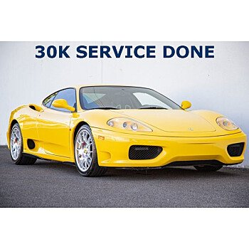2003 Ferrari 360 for sale 101354665