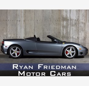 2003 Ferrari 360 Spider for sale 101461809