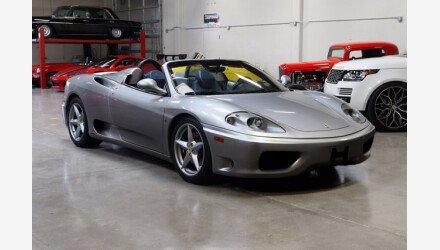 2003 Ferrari 360 Spider for sale 101461915