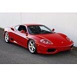 2003 Ferrari 360 for sale 101606920