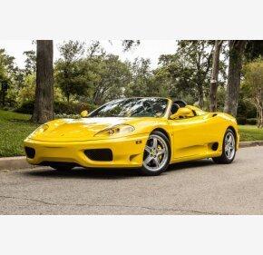2003 Ferrari 360 for sale 101205043