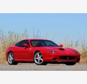 2003 Ferrari 575M Maranello for sale 100847829