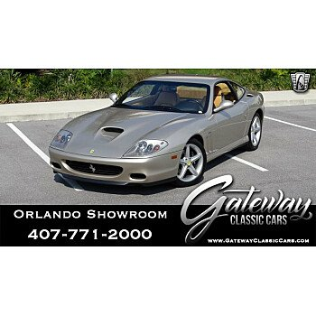 2003 Ferrari 575M Maranello for sale 101121922
