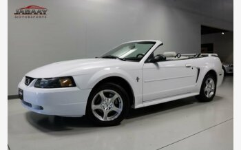 2003 Ford Mustang Convertible for sale 101010127