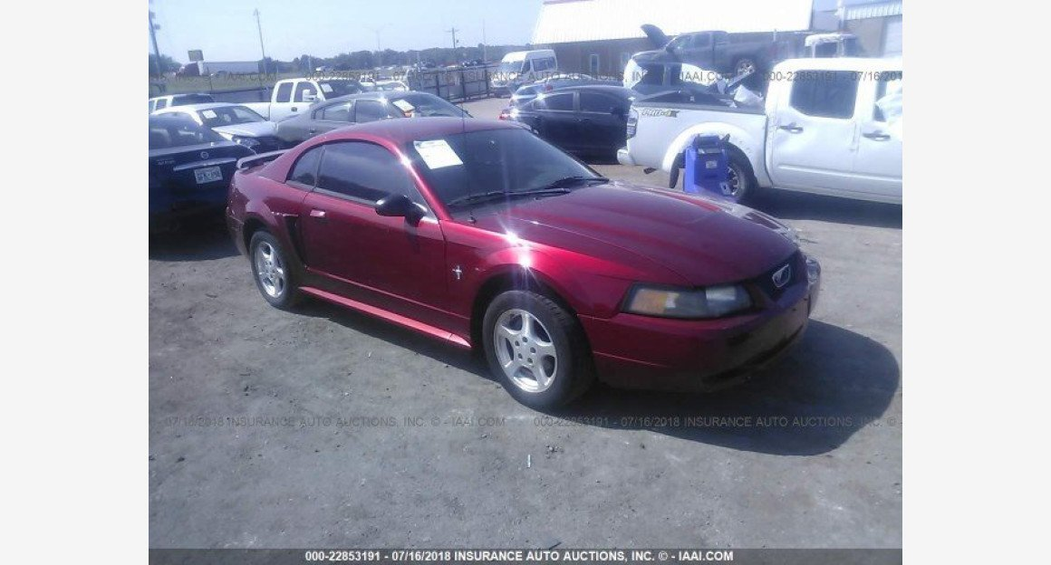 2003 Ford Mustang Coupe for sale 101015968