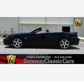 2003 Ford Mustang Cobra Convertible for sale 100990883