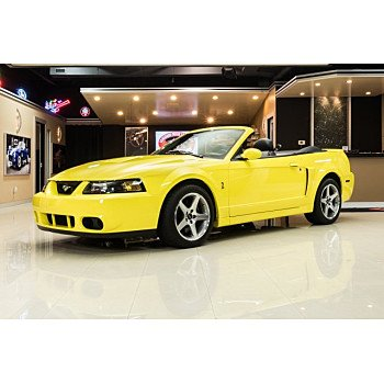 2003 Ford Mustang Cobra Convertible for sale 101069732