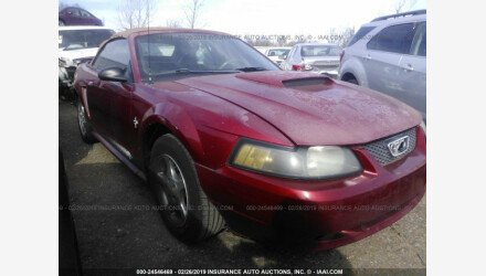 2003 Ford Mustang Convertible for sale 101103546