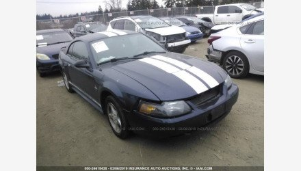 2003 Ford Mustang Coupe for sale 101104652
