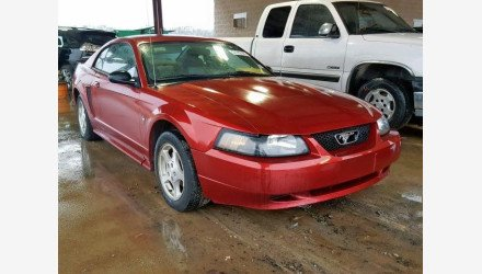 2003 Ford Mustang Coupe for sale 101109715