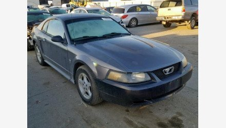 2003 Ford Mustang Coupe for sale 101117870