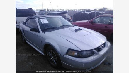 2003 Ford Mustang Convertible for sale 101118847
