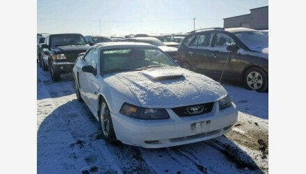 2003 Ford Mustang GT Convertible for sale 101120592