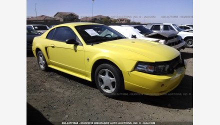 2003 Ford Mustang Coupe for sale 101122797