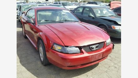 2003 Ford Mustang Coupe for sale 101123976