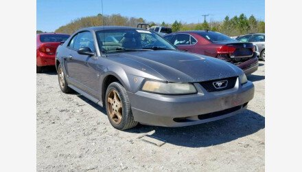 2003 Ford Mustang Coupe for sale 101124587