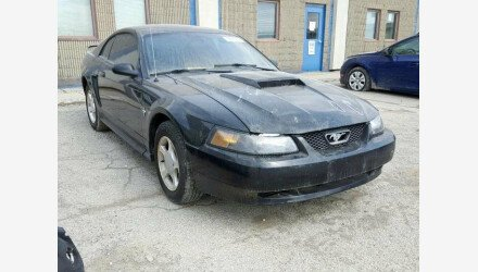 2003 Ford Mustang Coupe for sale 101125642