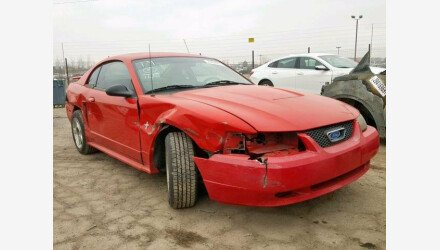 2003 Ford Mustang Coupe for sale 101126942