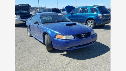 2003 Ford Mustang Coupe for sale 101127591