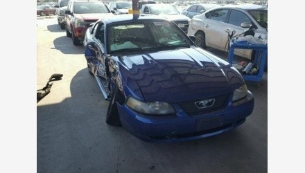 2003 Ford Mustang Coupe for sale 101128178