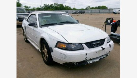 2003 Ford Mustang Convertible for sale 101128212