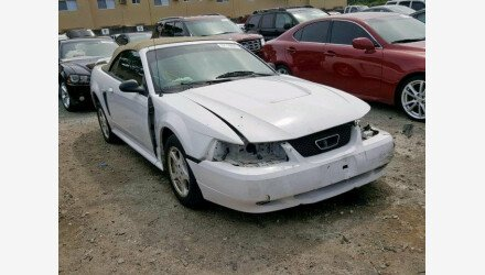 2003 Ford Mustang Convertible for sale 101128259