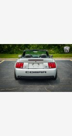 2003 Ford Mustang Cobra Convertible for sale 101159697