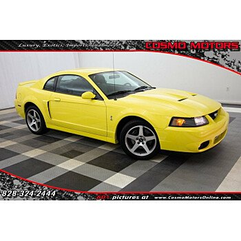 2003 Ford Mustang Cobra Coupe for sale 101178117